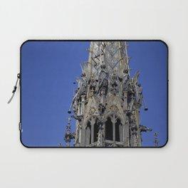Musician angels of the Sainte-Chapelle, Paris Laptop Sleeve