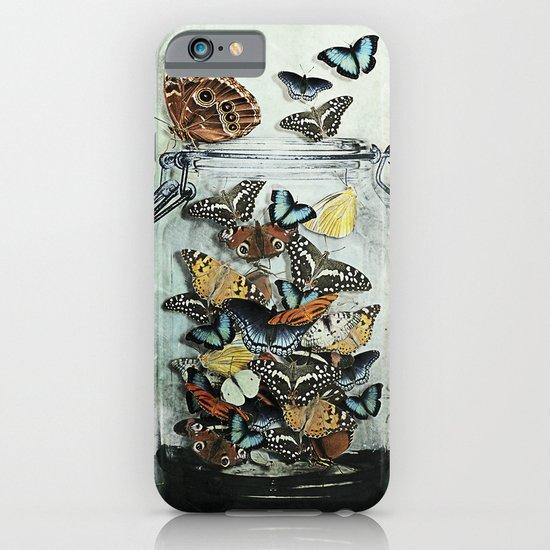 Butterfly Jar iPhone & iPod Case