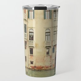 Venice Waterways Travel Mug