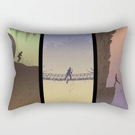 Fortune & Glory Rectangular Pillow