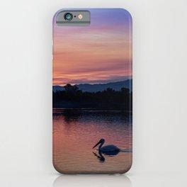 Quarry Lakes Sunrise 2 iPhone Case