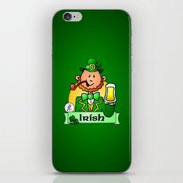St. Patrick's Day iPhone Skin