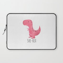 She-Rex Laptop Sleeve