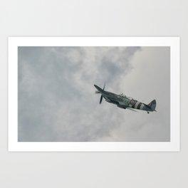 The Hurricane Art Print