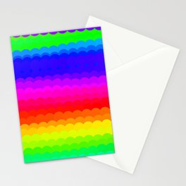 Rainbow Color S27 Stationery Cards