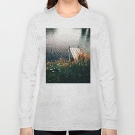 Flower Lake Long Sleeve T-shirt