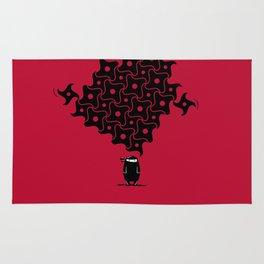Ninja Tesselations Rug