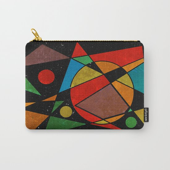 Abstract #341 Carry-All Pouch