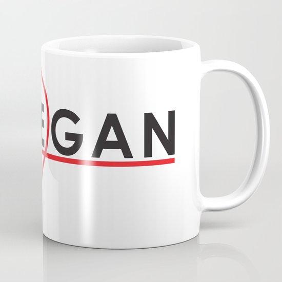 LOVEGAN (Love Vegan) Mug