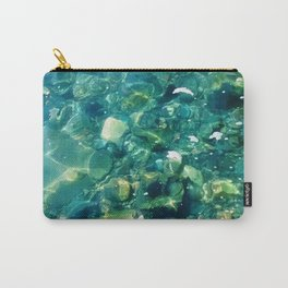 Gem Pools ~ Blue Carry-All Pouch