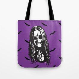 OZZY: Purple Sabbath Tote Bag