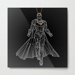 Polysuper Metal Print