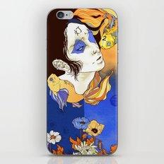 Lamplighter iPhone & iPod Skin