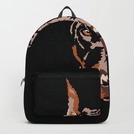 When Dobes cry Backpack