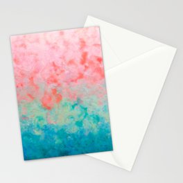 Anaesthesia - Original Abstract Art Stationery Cards