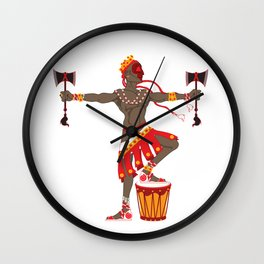 Chango Wall Clock