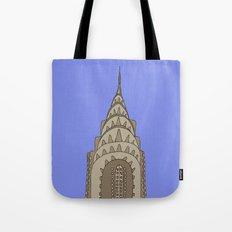 Chrysler Building , NY Tote Bag