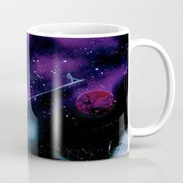 Planetary Drift Coffee Mug