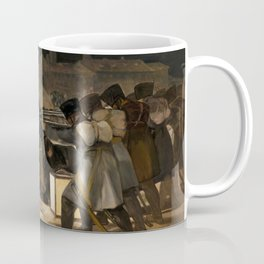 The Third of May by Francisco Goya, 1814 Coffee Mug