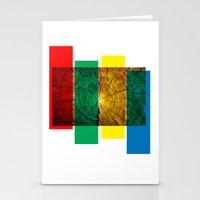 reggae Stationery Cards featuring Reggae by Ev@d Art$