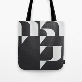 Experimental type— Tote Bag