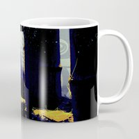 zappa Mugs featuring Cristo in Rio by img forest
