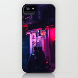 Midnight Run iPhone Case