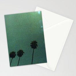 Grainy Palms Stationery Cards