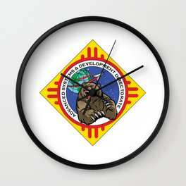 Advanced Systems and Development Directorate Crest Wall Clock
