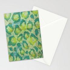 Leopard Jungle Stationery Cards