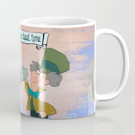 family tea time Coffee Mug