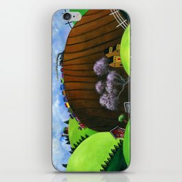 Hilly Humbly iPhone Skin