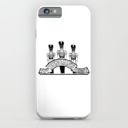 Duncan's Toys iPhone Case
