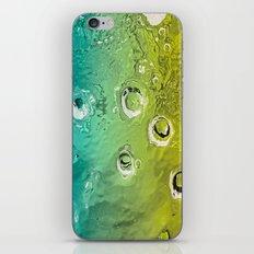 water movement iPhone & iPod Skin