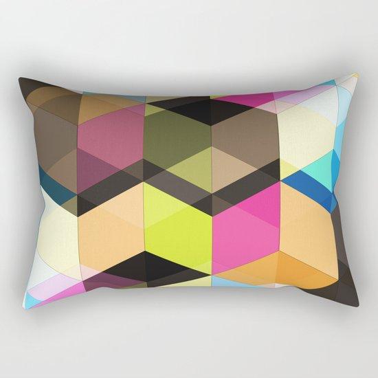 Modern 01 Rectangular Pillow
