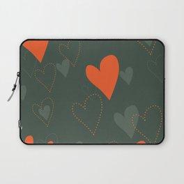 Hunters Hearts Laptop Sleeve