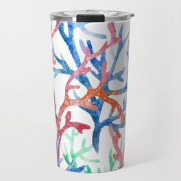 Sea Life Pattern 03 Travel Mug
