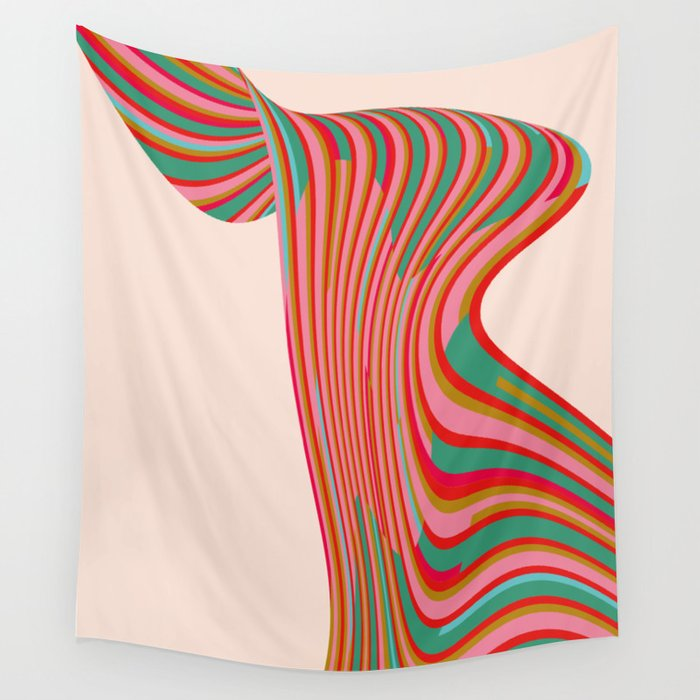 Wave Series Wall Tapestry