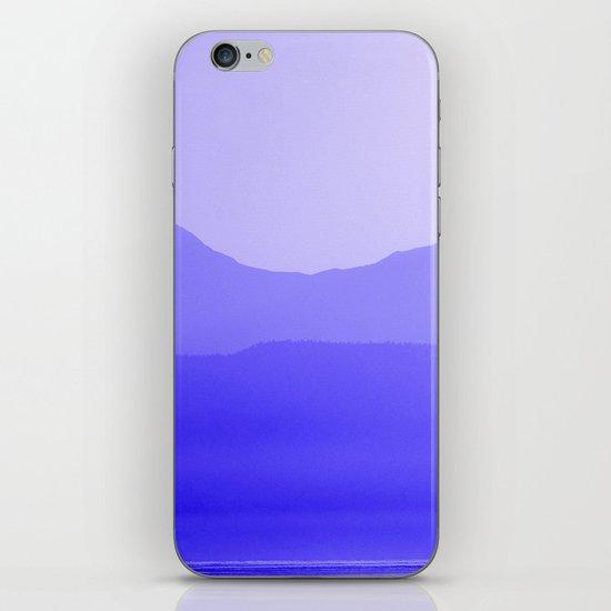 Shape Of The Horizon iPhone & iPod Skin