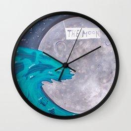 Night Shift Wall Clock