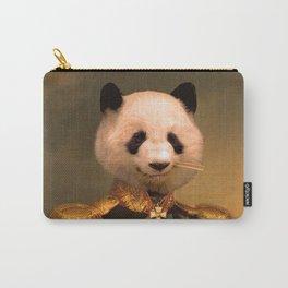 Panda Bear General | Cute Kawaii Carry-All Pouch