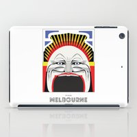 melbourne iPad Cases featuring Melbourne by George Williams