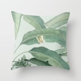 Floral Art #5 Throw Pillow