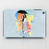 water color iPad Cases featuring Water Color by Bill Pyle