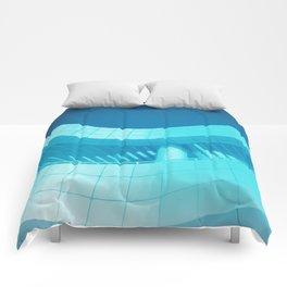 Getty Center LA Comforters