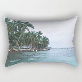 Island in the Sun Rectangular Pillow