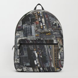 The Grungy Cityscape (Color) Backpack