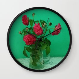HOME & GARDEN Wall Clock