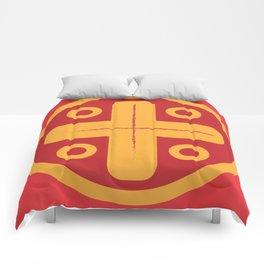 Aztec Gold Comforters