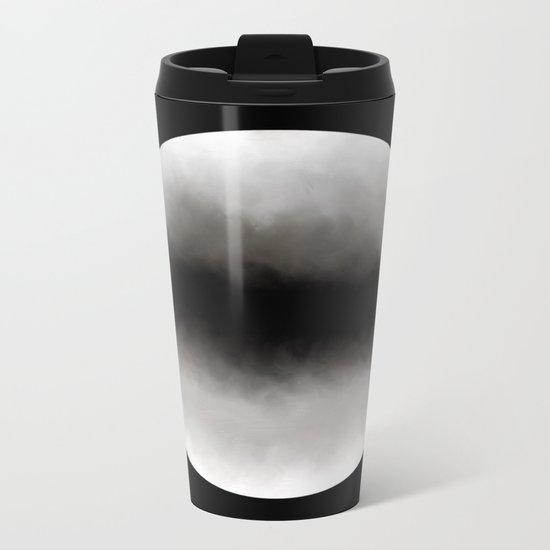 Into The Void Metal Travel Mug